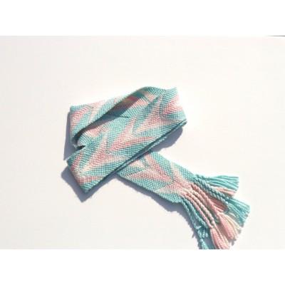 Parure vestimentaire fléchée - Flèches nettes bicolores